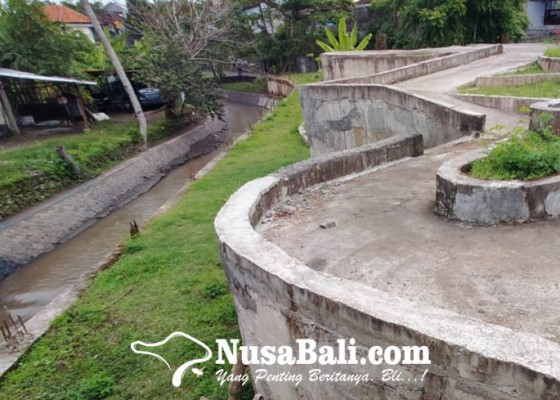 Nusabali.com - pembangunan-taman-delta-tak-dilanjutkan-tahun-ini
