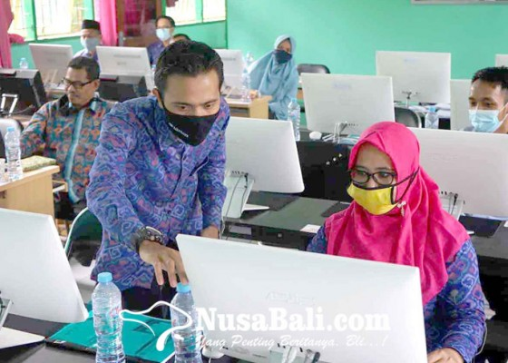 Nusabali.com - bimtek-edm-dan-e-rkam-sasar-tim-inti-madrasah