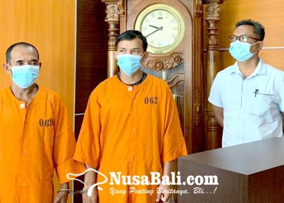 Nusabali.com - dua-pembalak-liar-di-tnbb-diringkus