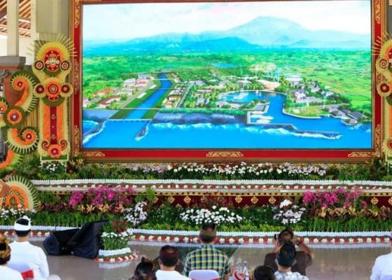 Nusabali.com - pembangunan-pusat-kebudayaan-bali-di-klungkung-jadi-mahakarya-monumental