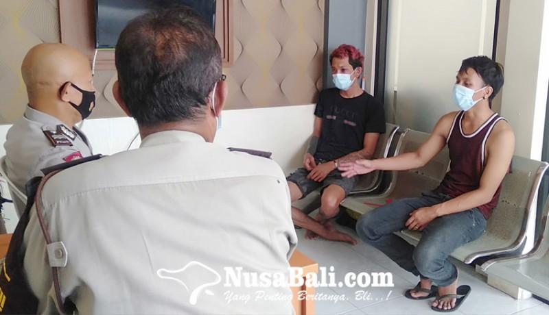 www.nusabali.com-dua-sahabat-adu-jotos-di-by-pass-sanur