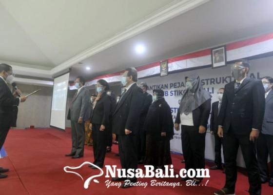 Nusabali.com - rektor-itb-stikom-lantik-pejabat-struktural