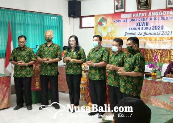 Nusabali.com - perbekel-bebandem-terpilih-sebagai-ketua-pengawas-kud