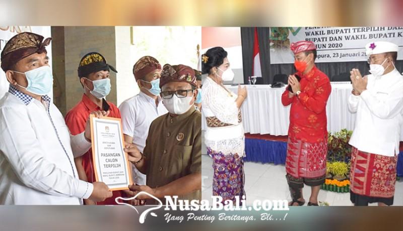 www.nusabali.com-hadiri-pleno-kpu-mas-sumatri-beri-selamat-dana-dipa