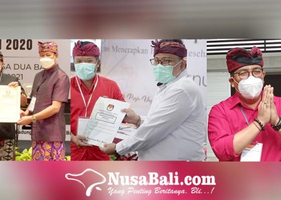 Nusabali.com - setelah-dilantik-jaya-wira-janji-langsung-tancap-gas