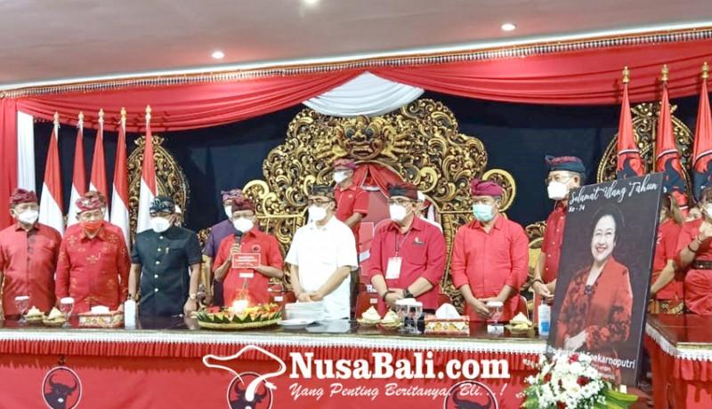 www.nusabali.com-koster-bukti-pdip-dipercaya-rakyat