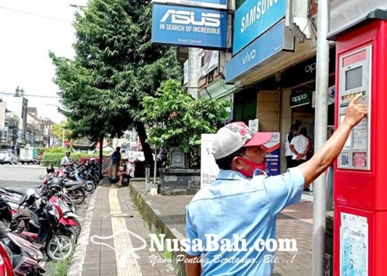 Nusabali.com - retribusi-parkir-di-tabanan-tak-capai-target
