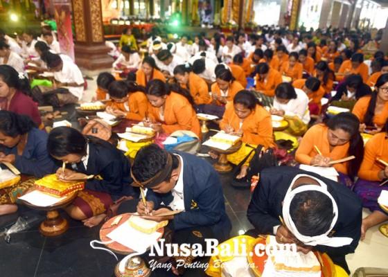 Nusabali.com - masih-situasi-pandemi-bulan-bahasa-bali-iii-2021-digelar-secara-luring-dan-daring