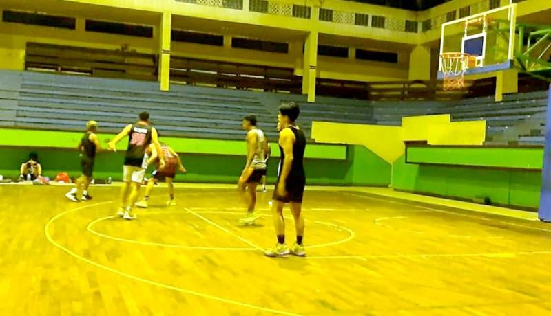 www.nusabali.com-tim-basket-pon-bali-terganjal-tempat-latihan