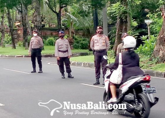 Nusabali.com - pelototi-prokes-polda-bali-bentuk-tim-satgas-pkm