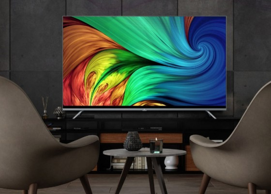 Nusabali.com - awal-tahun-2021-xiaomi-rilis-mi-tv-bezel-less-dan-smart-watch