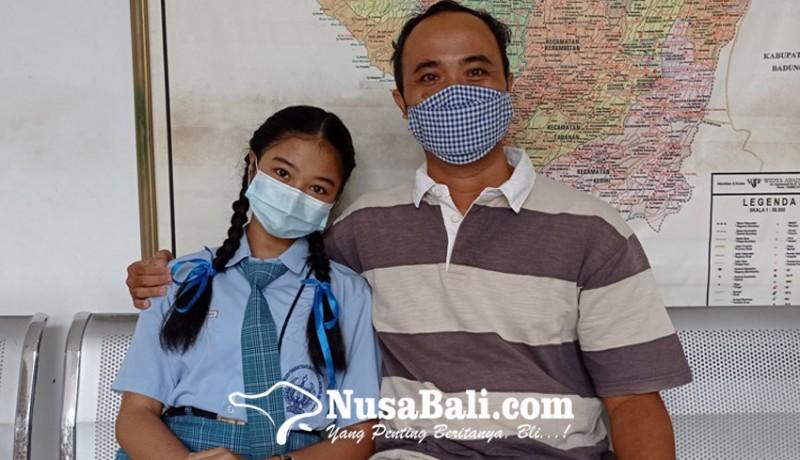 www.nusabali.com-usia-13-tahun-sudah-berhasil-luncurkan-novel-berjudul-trouble