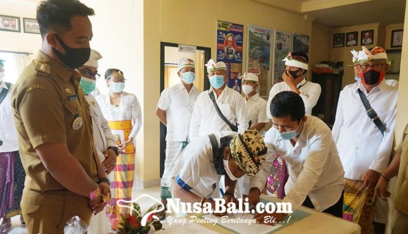 www.nusabali.com-usai-dilantik-bpd-purwakerti-pilih-ketua