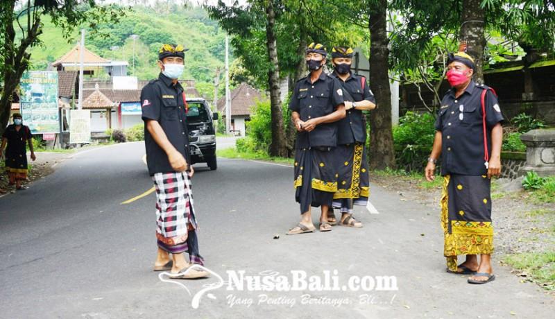 www.nusabali.com-desa-adat-peladung-gelar-nyepi-selama-10-jam