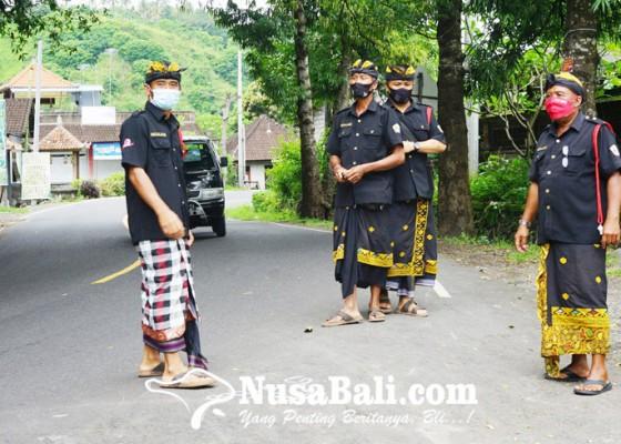 Nusabali.com - desa-adat-peladung-gelar-nyepi-selama-10-jam