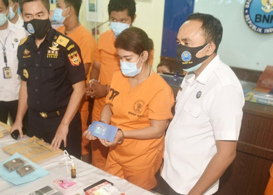 Nusabali.com - ibu-ibu-residivis-narkoba-diringkus-bnn-bali