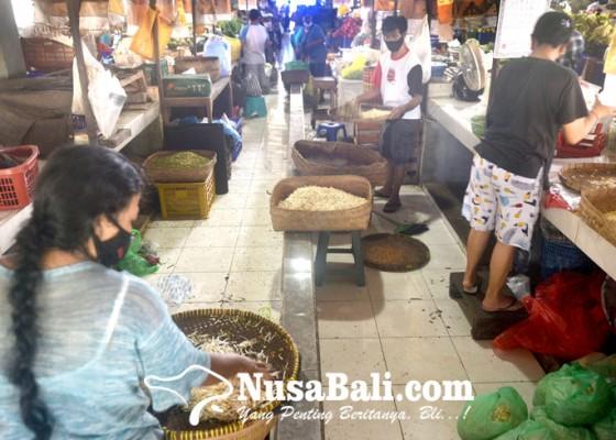Nusabali.com - pedagang-minta-keringanan-sewa-tempat
