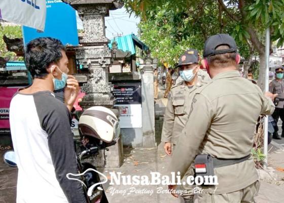 Nusabali.com - 13-hari-operasi-jaring-736-pelanggar-prokes