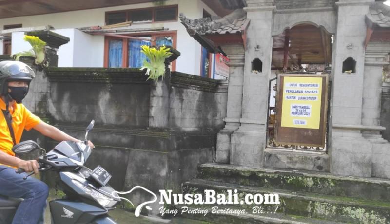 www.nusabali.com-lurah-cempaga-positif-covid-19