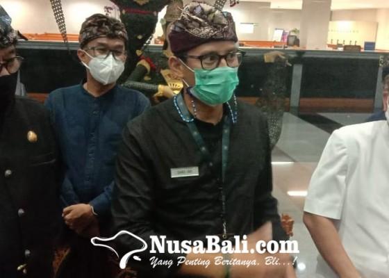 Nusabali.com - bangkitkan-pariwisata-bali-sandiaga-siapkan-3-langkah-jangka-pendek