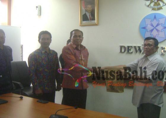 Nusabali.com - bagian-humas-dan-protokol-pemkab-bangli-belajar-ke-dewan-pers