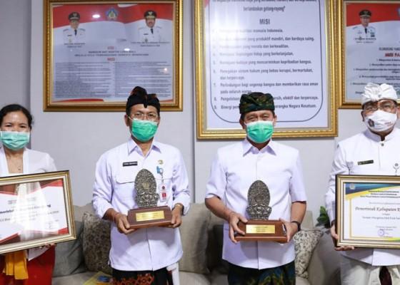 Nusabali.com - pemkab-klungkung-terbaik-i-pengelola-dak-fisik-tahun-2020