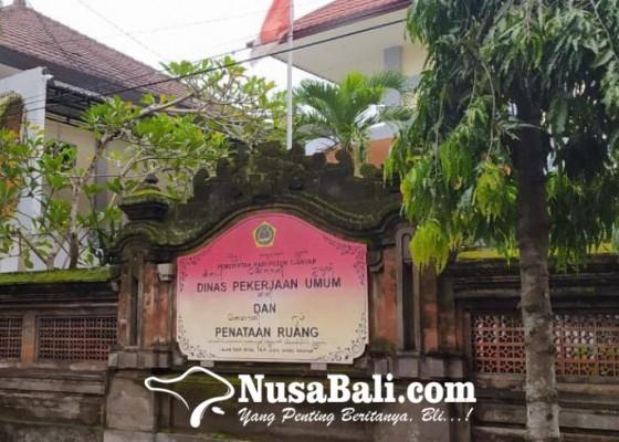 Nusabali.com - klaster-kantor-kadis-pupr-gianyar-terpapar-covid-19