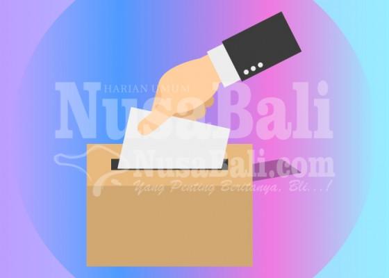 Nusabali.com - kpu-bali-pemutahiran-data-pemilih-tiga-kabupaten