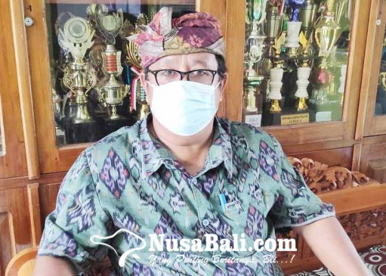 Nusabali.com - pujawali-di-smpn-1-bangli-hanya-libatkan-guru