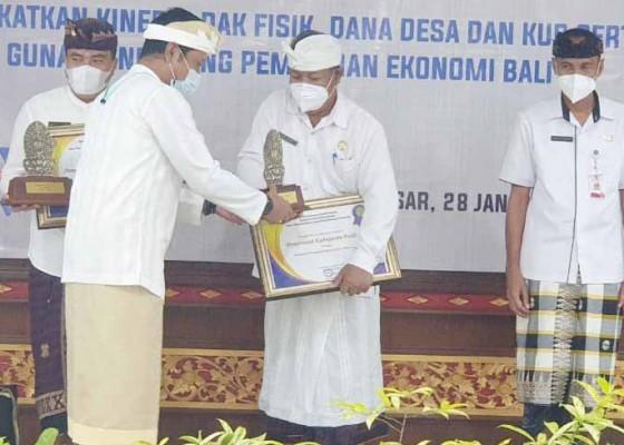 Nusabali.com - dana-desa-tahun-2021-meningkat-rp-45-m-lebih