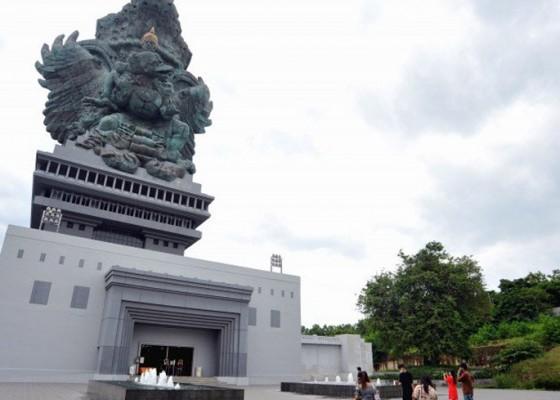 Nusabali.com - gwk-cultural-park-bali-ditutup-lagi