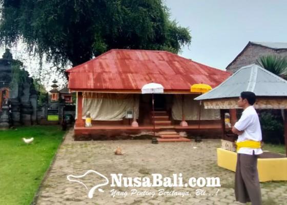 Nusabali.com - jadi-tempat-nunas-tamba-mohon-restu-pejabat-hingga-caleg