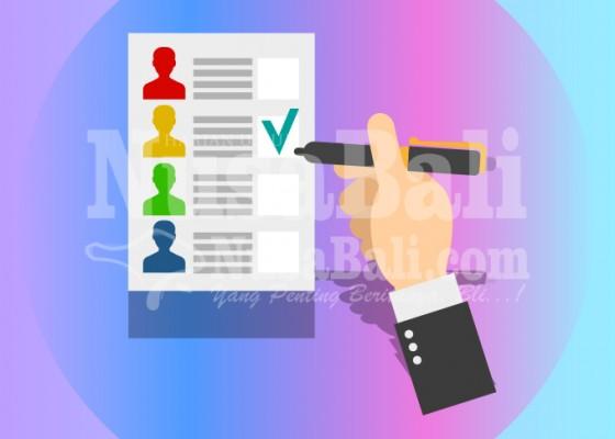 Nusabali.com - survei-idm-pdip-golkar-demokrat-masuk-tiga-besar