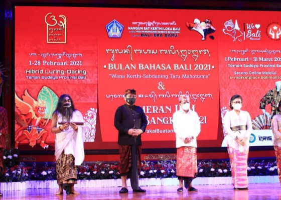 Nusabali.com - gubernur-koster-ingatkan-pelestarian-bahasa-dan-budaya-agar-tetap-terjaga-di-tengah-pandemi