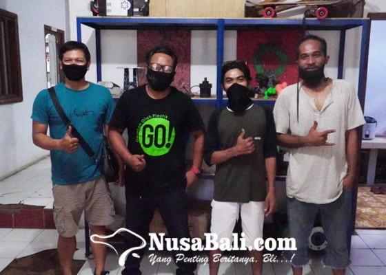 Nusabali.com - ykks-dan-bali-rare-ubah-limbah-plastik-menjadi-kaki-palsu-untuk-penyandang-disabilitas