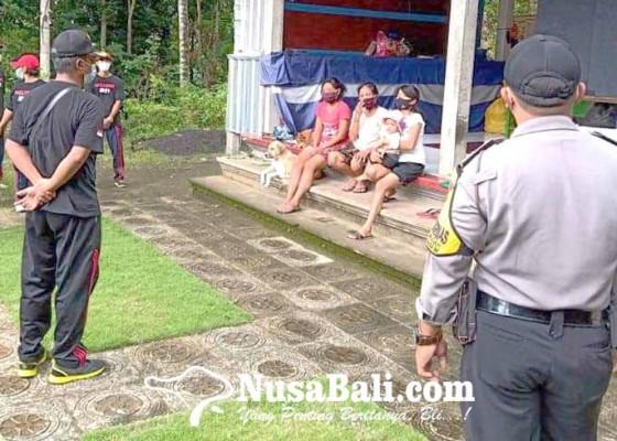 Nusabali.com - dua-positif-18-warga-tegallinggah-dikarantina