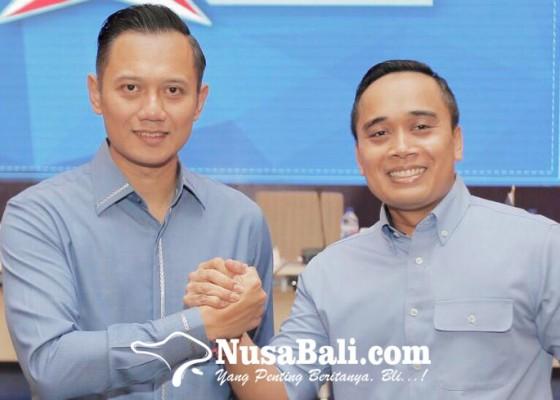 Nusabali.com - bali-kirimkan-surat-kesetiaan-untuk-ahy