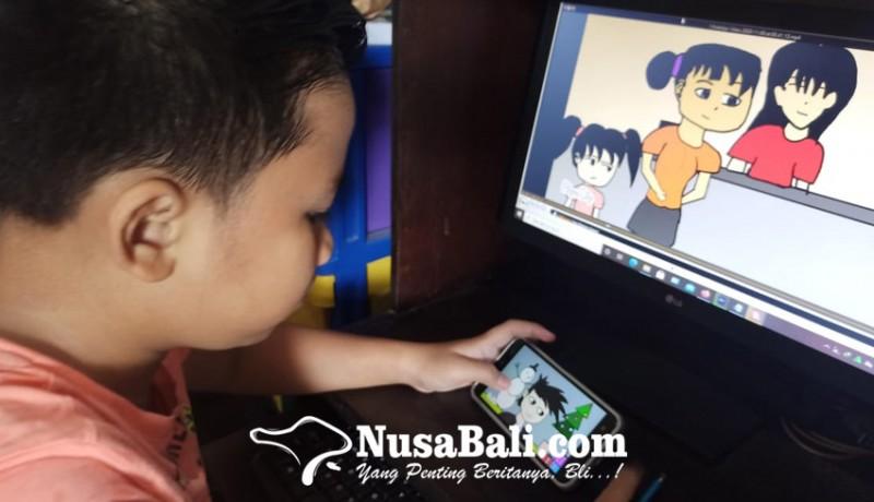 www.nusabali.com-siswa-sd-negeri-7-benoa-bikin-animasi-edukasi