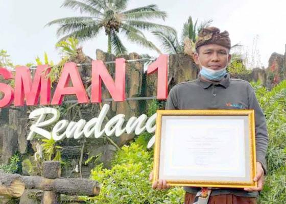 Nusabali.com - sman-rendang-terbaik-nasional-belajar-daring