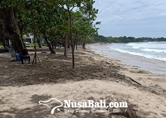 Nusabali.com - 6-bulan-terakhir-pantai-kuta-4-kali-abrasi