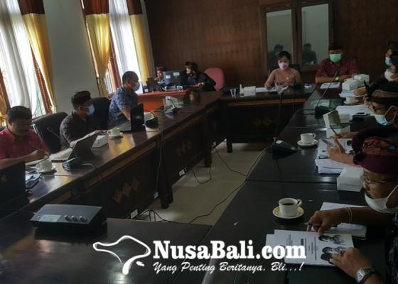 Nusabali.com - draf-ranperda-penyelenggaraan-paud-dibahas