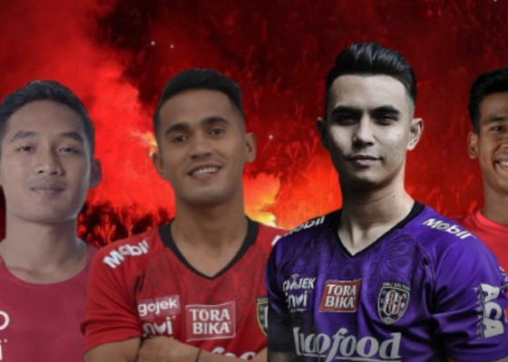 Nusabali.com - empat-pemain-bali-united-dipanggil-tc-sea-games-2021
