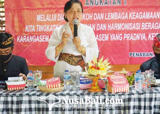 Nusabali.com - dialog-kerukunan-toleransi-tumbuh-sejak-majapahit