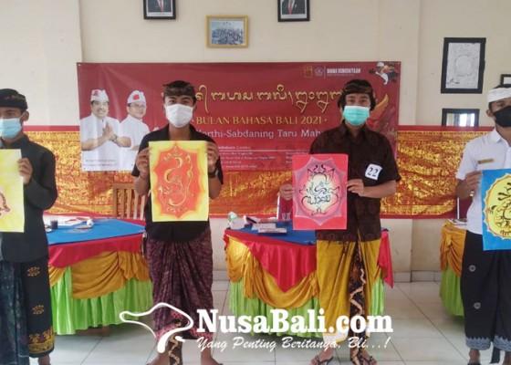 Nusabali.com - tiga-lomba-virtual-awali-perayaan-bulan-bahasa-bali