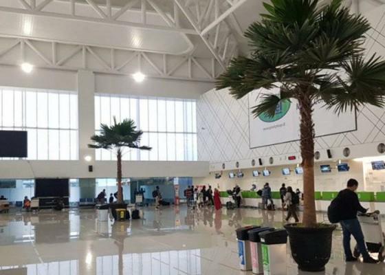 Nusabali.com - semarang-airport-temporarily-closed-due-to-flooding