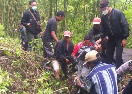 Nusabali.com - 5-orang-luka-akibat-longsor-di-bangli