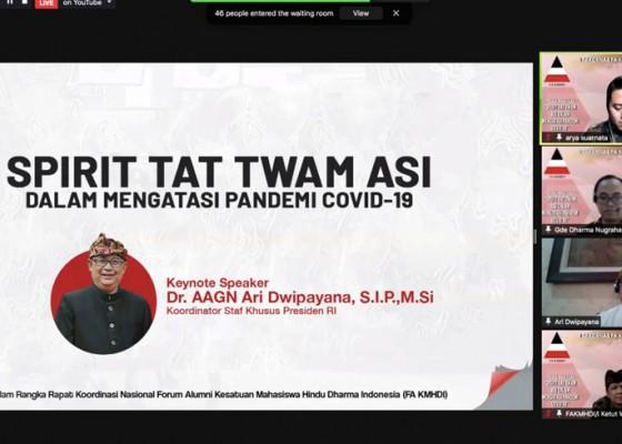 Nusabali.com - mapitulung-adalah-bagian-dari-internalisasi-konsep-tat-twam-asi