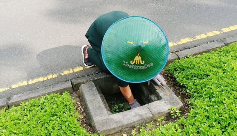 www.nusabali.com-antisipasi-genangan-air-itdc-maksimalkan-biopori