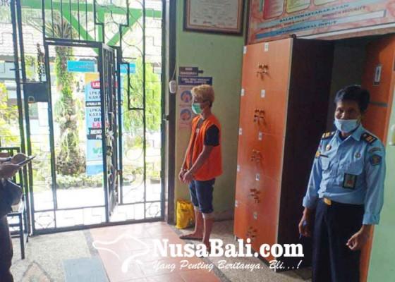 Nusabali.com - pembunuh-teller-bank-dieksekusi-ke-lapas-anak