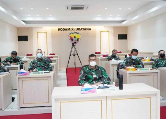 Nusabali.com - karumkit-tk-ii-udayana-ikuti-rakor-kemenkes